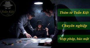 Công ty dịch vụ thám tử tại Quy Nhơn Bình Định