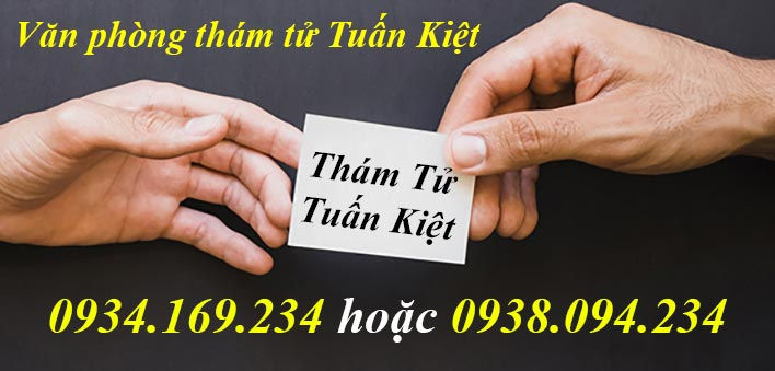 công ty dịch vụ thám tử tại Buôn Ma Thuột Đắk Lắk