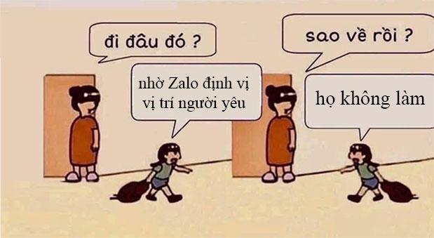 Cách định vị số điện thoại qua Zalo Facebook chính xác