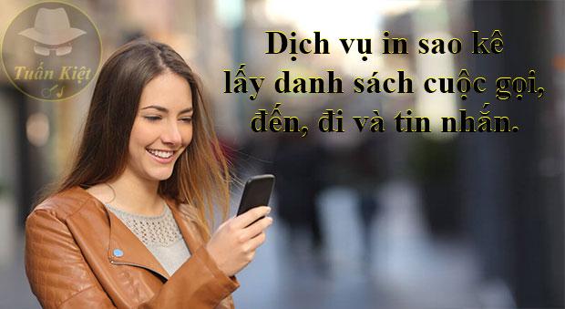 Cách xem nội dung tin nhắn trên My Viettel và lịch sử cuộc gọi
